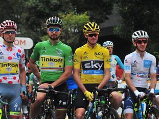 Le Tour de France à Tokyo
