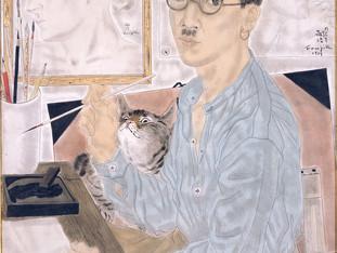 Je vous recommande l'exposition Foujita à la Maison de la Culture du Japon à Paris. https://www.