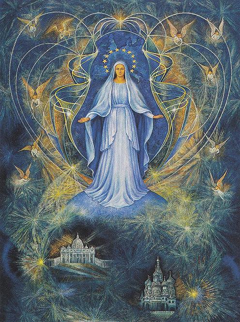 Notre Dame de l'Europe et du Monde