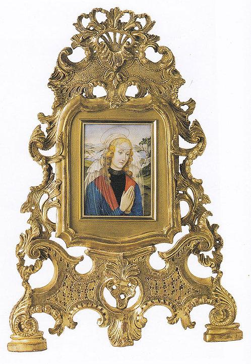 La Vierge au voile transparent