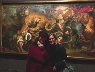 Superbe expo du génie Delacroix au Louvre