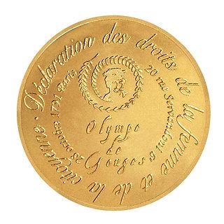 Médaille Nordic Gold