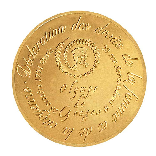 Médaille Nordic Gold