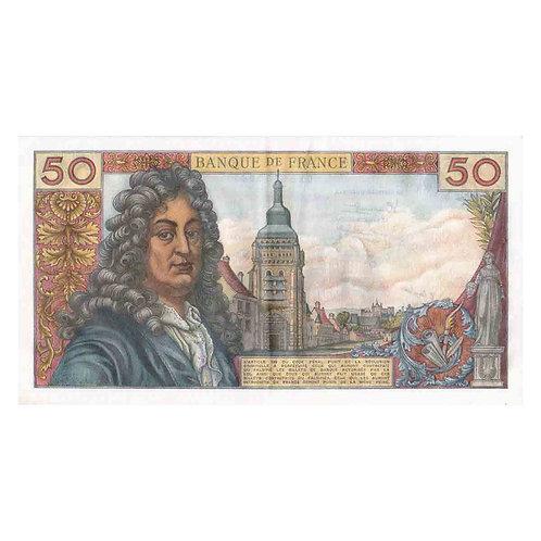 Billet 50 Francs - Racine
