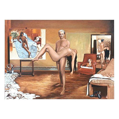 Freud carrying model