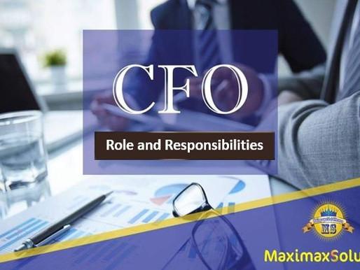 ဘဏ္ဍာရေး အမှုဆောင် အရာရှိချုပ်၏ အခန်းကဏ္ဍ နှင့် တာဝန်ဝတ္တရားများ (CFO Role & Responsibilities)