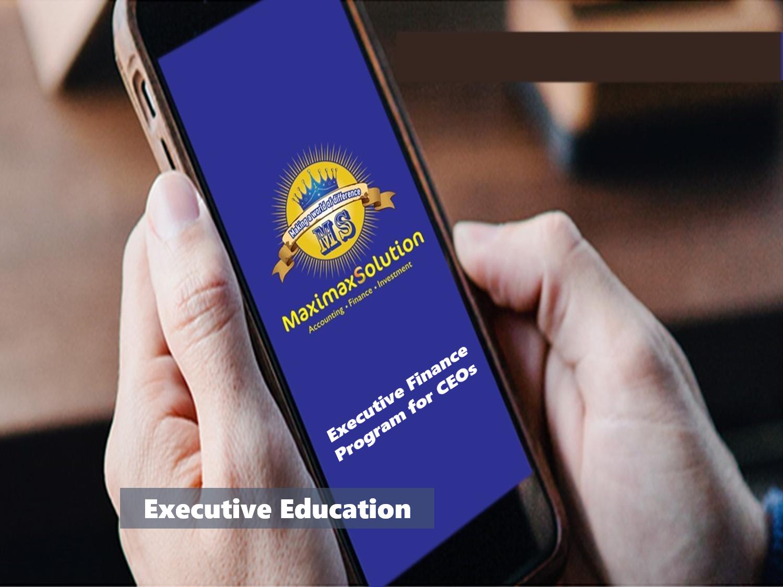 Executive Finance Program for CEO