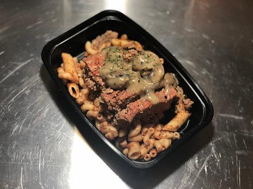 Turkey Meatloaf Dinner