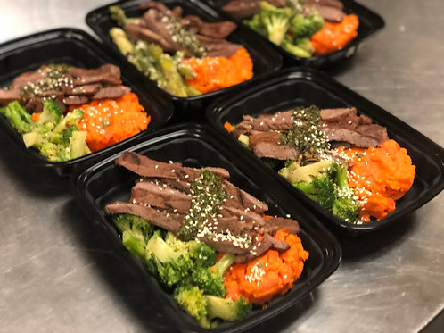 Lean - Steak Chimichurri