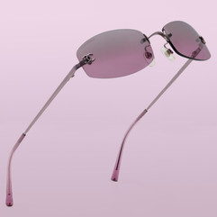 Vintage Chanel Sunglasses - website shot for Jeepers Peepers