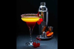 The Red Lion - Tequila Sunrise
