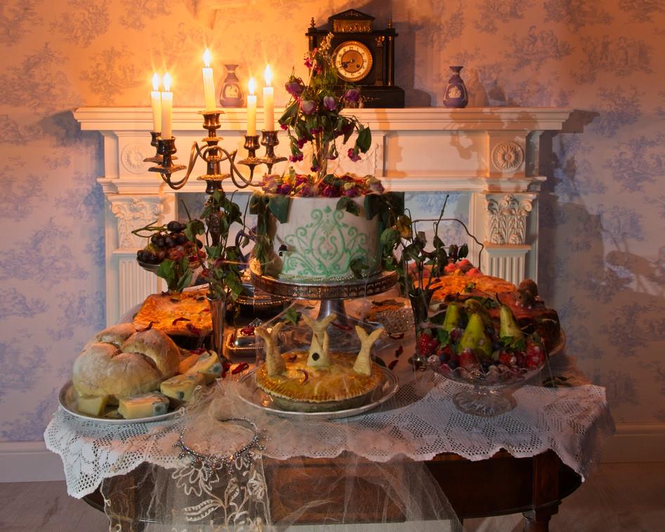 Miss Havisham's Wedding Feast