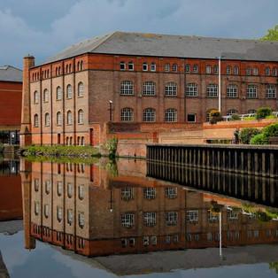 Canal side, Nottingham