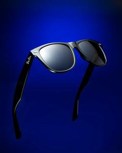 Vintage Rayban Wayfarer II Sunglasses - website shot for Jeepers Peepers