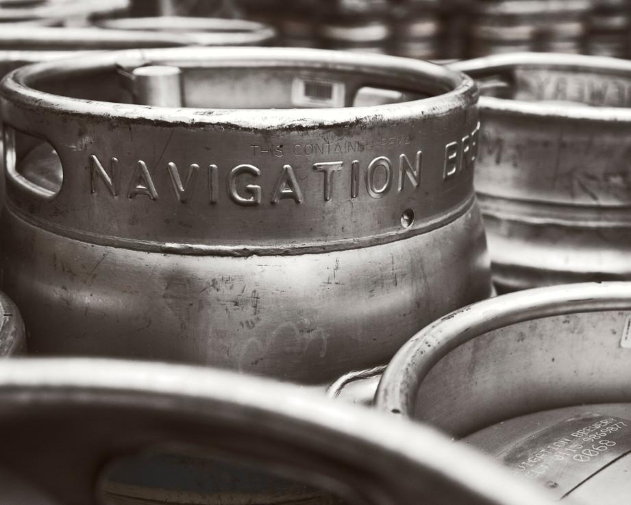 Navigation Brewery cask beers