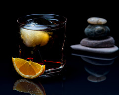 Red Lion - Whisky on The Rocks