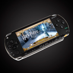Electronics - demo PSP