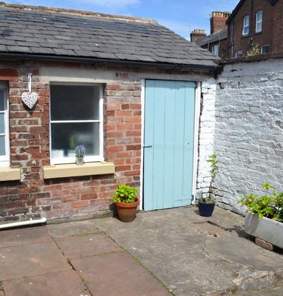 19 Spencer Street - Courtyard