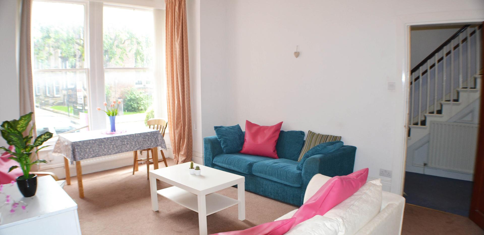 21 Portland Square - Living Room (2)