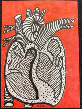 Heart by JoAnne Knight