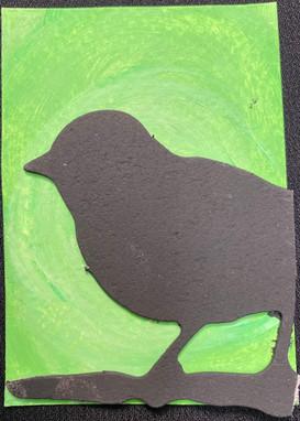 Bird #1 by Jamie Ramos