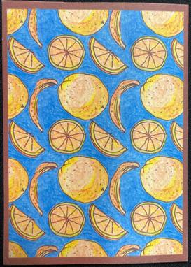 Oranges! by Margo Connolly-Masson