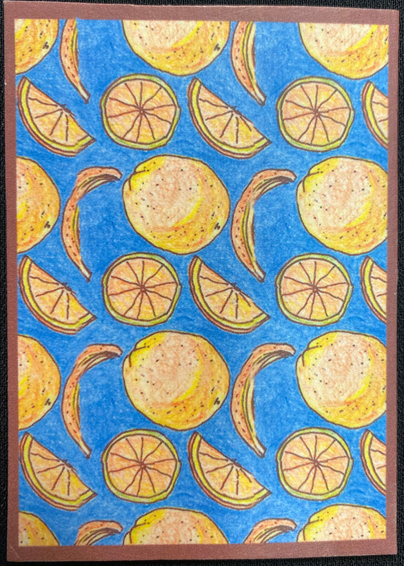 Oranges! by Margo Connolly-Masson