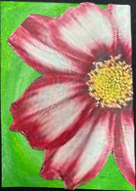Flower #3 by Jamie Ramos