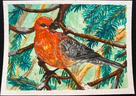 Free as a Bird by Neelam Ibrahim