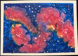 Nebula by Neelam Ibrahim