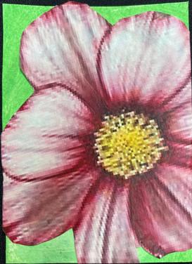 Flower #2 by Jamie Ramos