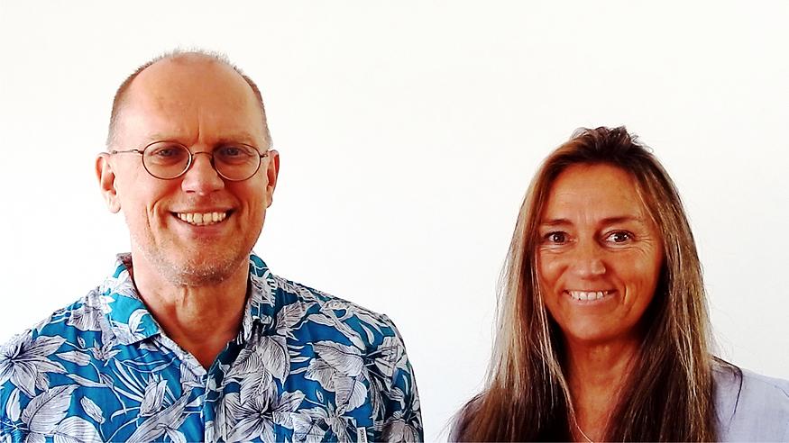 Präsenz und Achtsamkeit mit Dittmar und Ellen: OpenSense