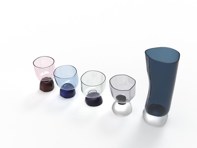 Joyful Glassware