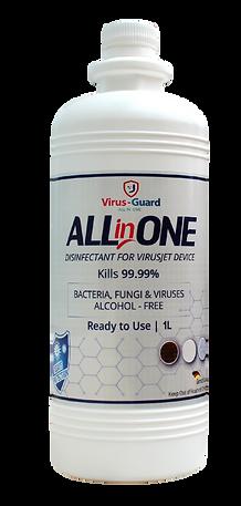 Virusjet Disinfection Chemical