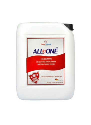 All in One Disinfection Concentrate