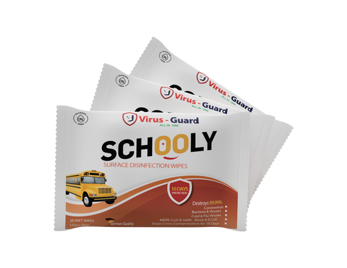Schooly Wipes