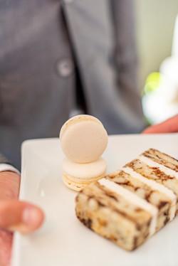 A classic macaron goes a long way