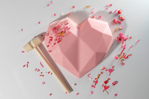 Large Breakable Heart