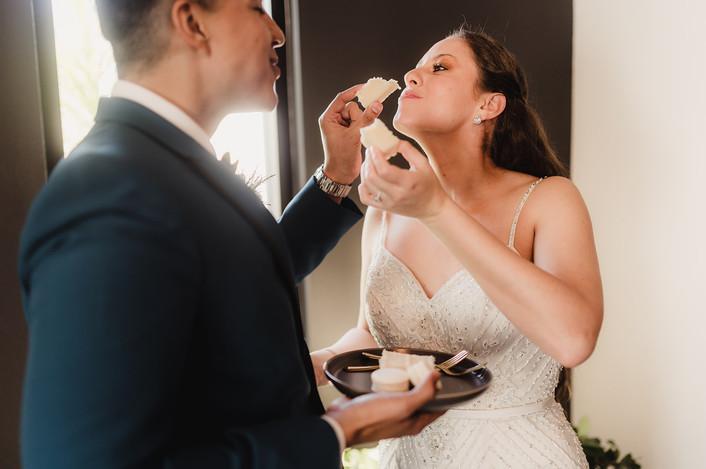 Delicious wedding cakes