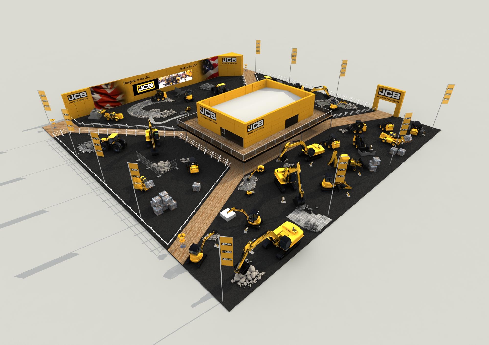 JCB Con Expo