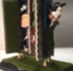 Pamela Goldman Cowbinet BadAss Miniatures
