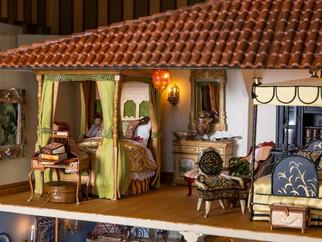 The Joanna Fisher Dollhouse: Venetian Palazzo in Miniature