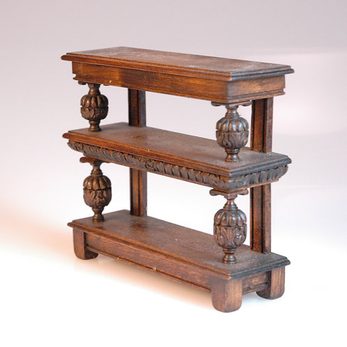 Estate Jacobean Etagere