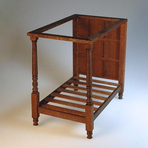 Elizabethan Tester Bed