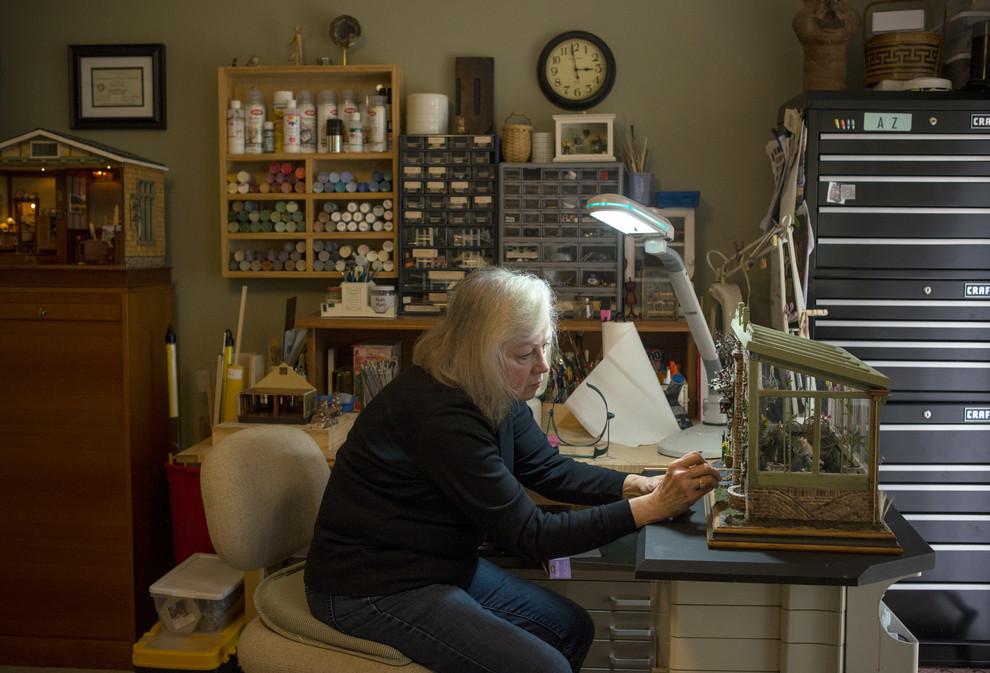 Eugene Oregon Miniatures Club