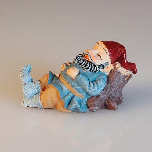 Garden Gnome Sleepy