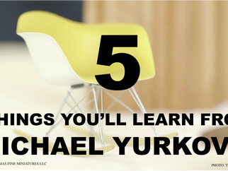Top 5 Things You Will Learn From a Master Class with Michael Yurkovic