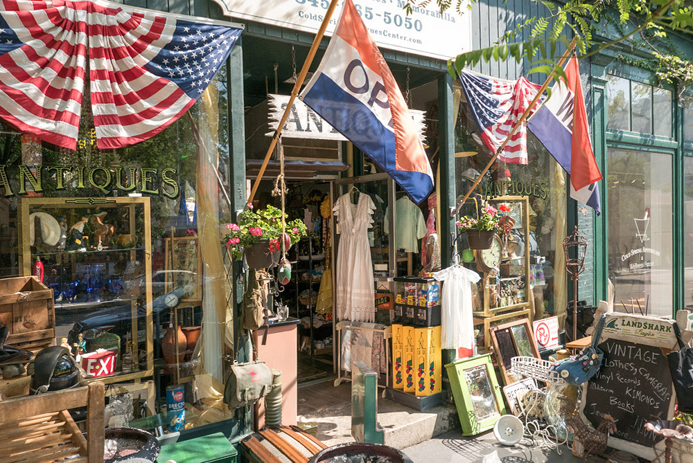 antique shops cold spring d thomas