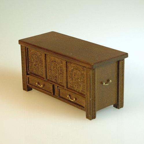 Tudor Style Linen Box