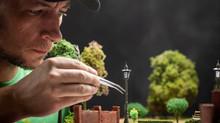 Meet the Miniaturist Nicholas Busch!